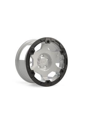 Modular Rash Ring Kit w/ Hardware – Black (6-Spoke)