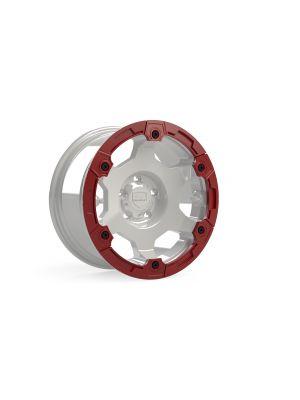 Modular Rash Ring Kit w/ Hardware – Red (6-Spoke)