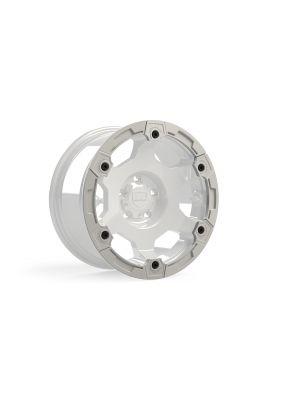 Modular Rash Ring Kit w/ Hardware – White (6-Spoke)