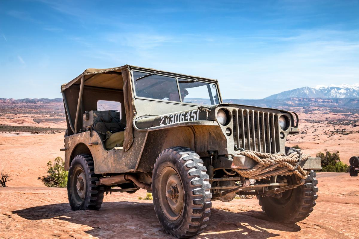 Jeeps 101: From the War-Era Willys MA/MB To The All-New JT Gladiator